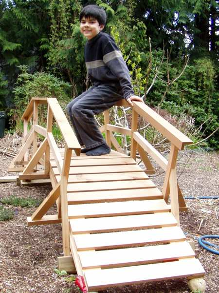 1 7 Foot A Very Versatile And Scaleable Bridge Design For