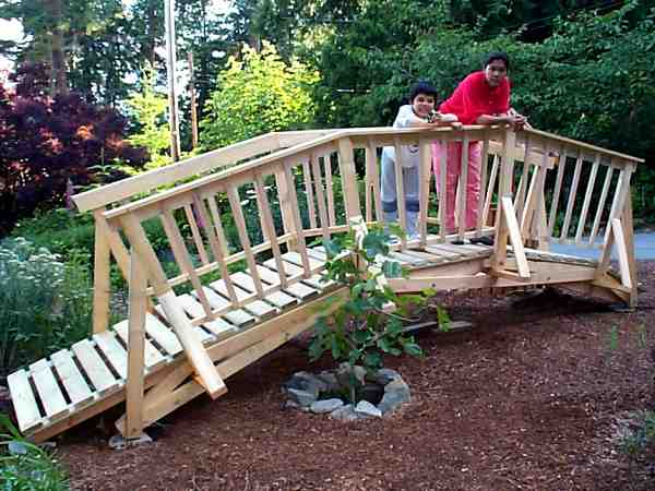 1 14 Foot A Very Versatile And Scaleable Bridge Design For