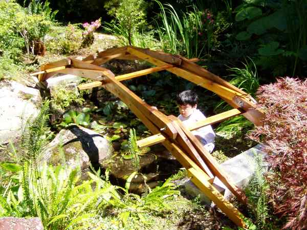 16 Foot Bridge Plans 8 X 8 Resin Storage Shed