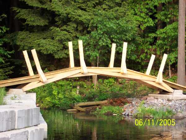 1 22 Foot A Versatile Scaleable Bridge Design For Spans