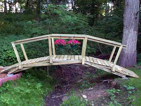 1 15 Foot A Very Versatile And Scaleable Bridge Design For