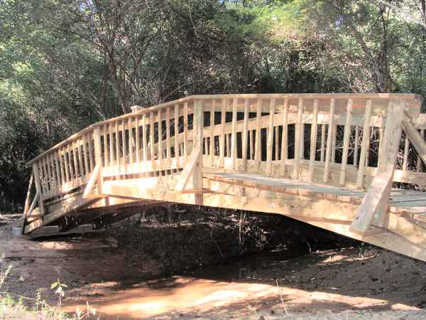 1 30 Foot A Very Versatile And Scaleable Bridge Design For Spans Up